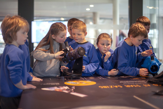 National Landscape Discovery Centre's schools programme is a hit with young learners
