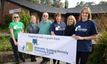 Transformation For Forest Hall Community Centre Thanks To £49,000 Newcastle Building Society Grant
