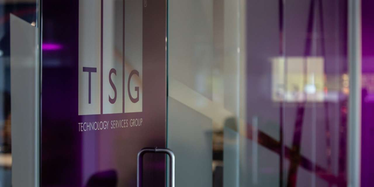 NORTH EAST-BASED TSG ONE OF 11 WORLDWIDE BUSINESSES ON PRESTIGIOUS MICROSOFT PROGRAMME