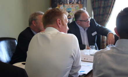 EXPORT ROUNDTABLE OFFERS ANSWERS TO 'UNPREPARED' NORTH EAST BUSINESS COMMUNITY