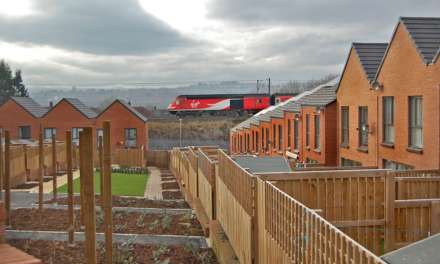 Tyne housing project shortlisted for prestigious planning award
