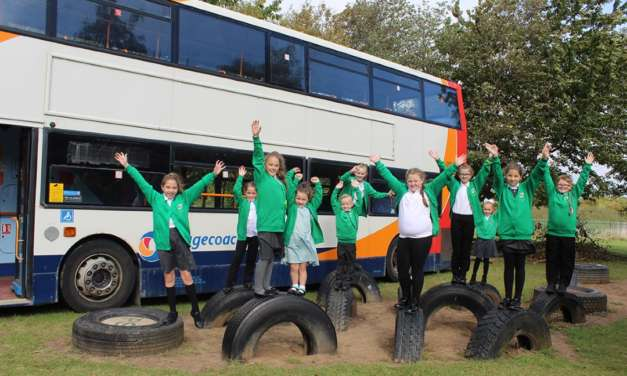Stockton Depot Gives Middlesbrough Pupils A 'Wheelie' Good Opportunity To Make A Difference
