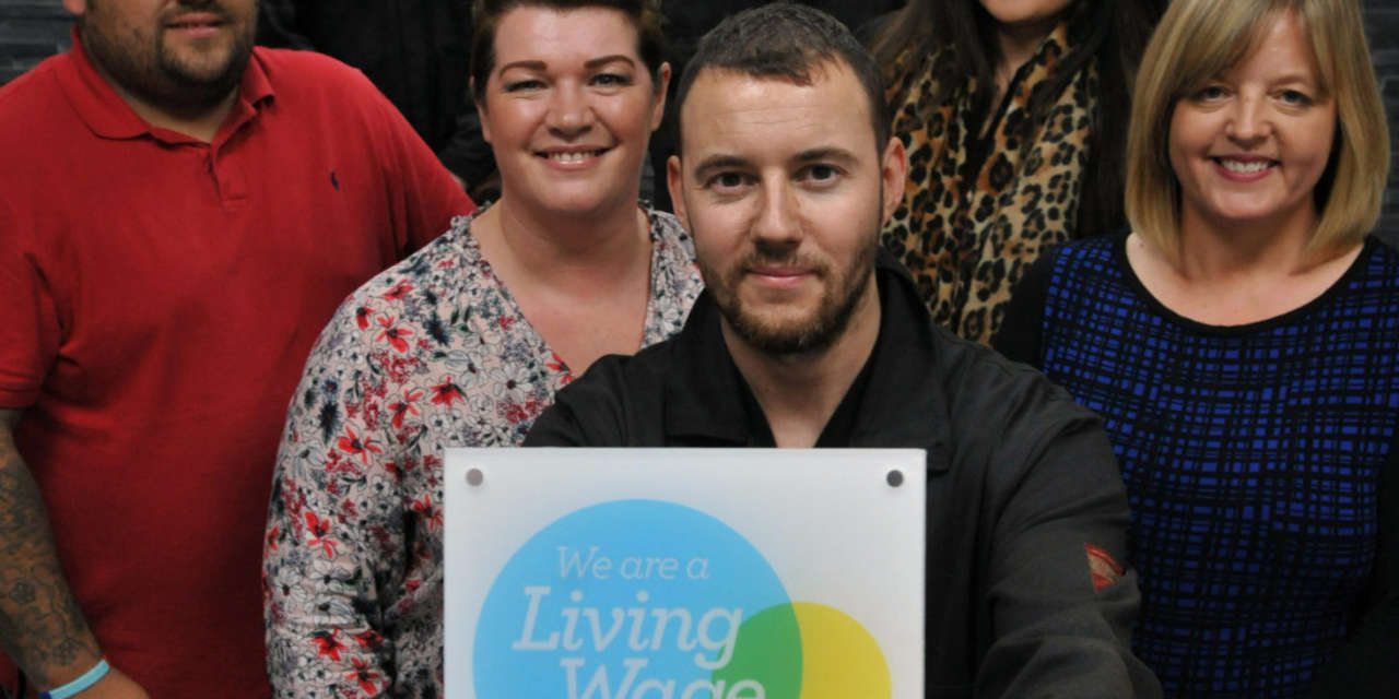 UTS Group celebrates commitment to real living wage