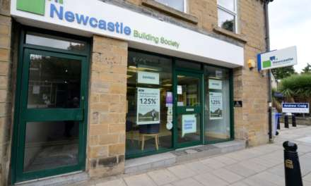 Refurbishment Set To Start At Whickham Branch Of Newcastle Building Society