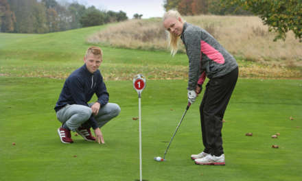 Romanby Golf Club's rising stars benefit from local sponsorship