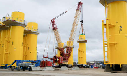 Brazilian multi-national visiting North East to investigate offshore wind expertise