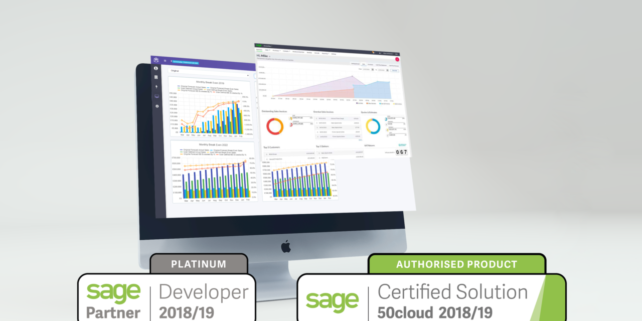 ProForecast Named a Sage Platinum Partner for Planning, Budgeting, and Forecasting