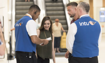 intu Eldon Square brings smiles to shoppers as it celebrates National Customer Service Week