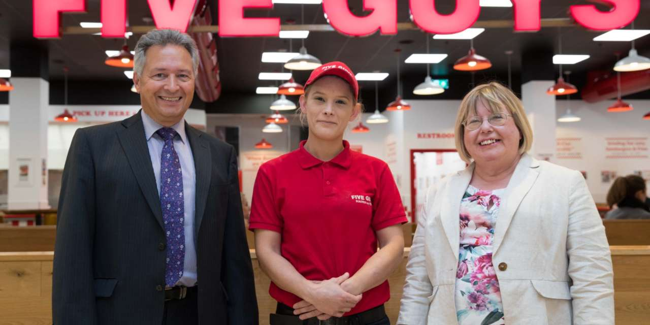 Intu Metrocentre offers recipe for success with Retail Gold academy