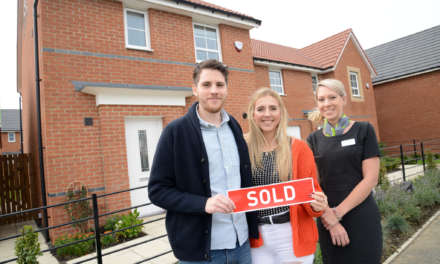 Barratt Homes reveal first-time buyer success at Newcastle development