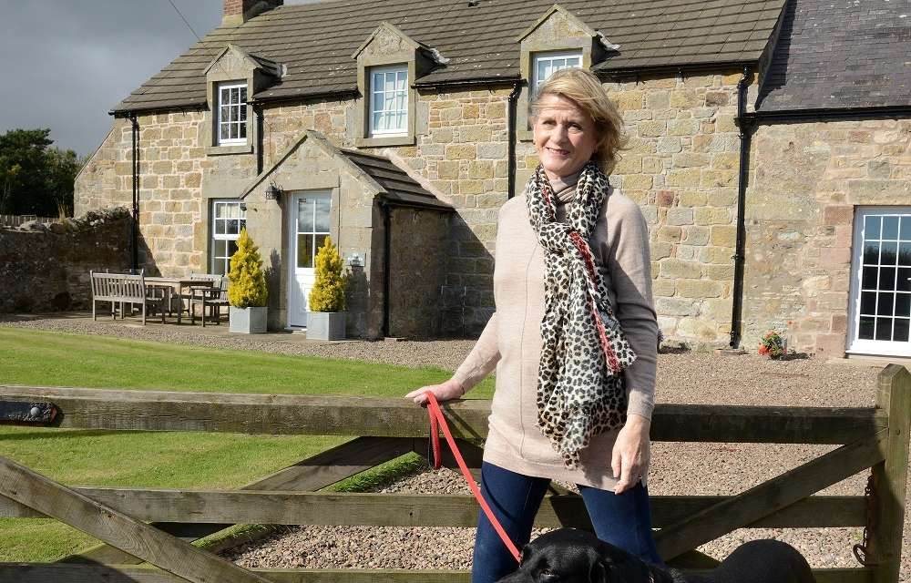 FAMILY FARMHOUSE TURNED HOLIDAY HOME NAMED BEST IN THE NORTH EAST