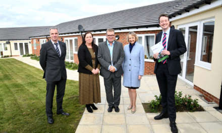 Supported living facility opens in Brotton