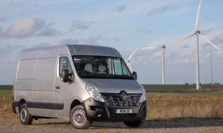 RENAULT PRO+ COMMERCIAL VEHICLES ANNOUNCES PRICING AND SPECIFICATION OF NEW RENAULT MASTER Z.E.