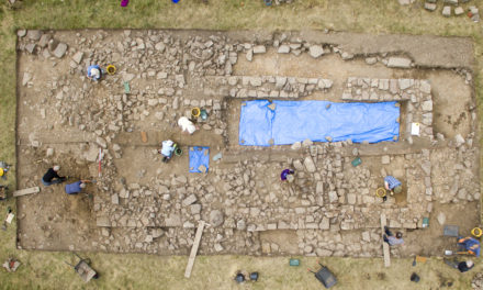 Northumberland group's archaeology project reaches national final