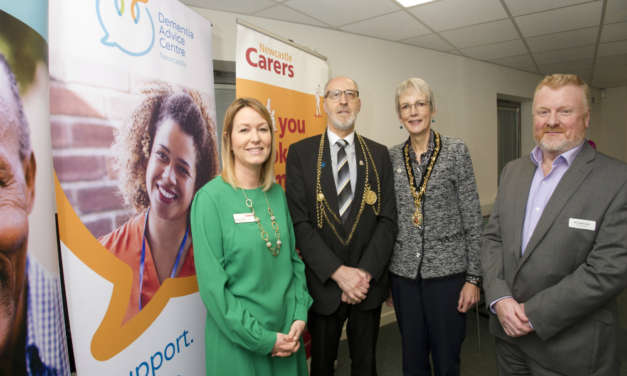Pioneering Dementia Advice Centre launched in Newcastle