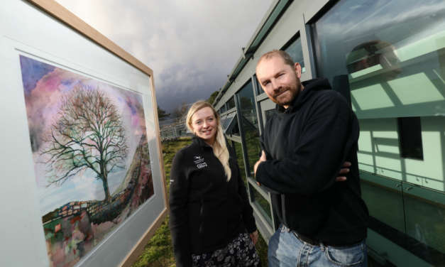 National Landscape Discovery Centre launches new exhibition to celebrate local artists