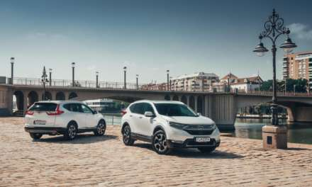 HONDA CONFIRMS PRICING, SPEC AND GRADES FOR CR-V HYBRID