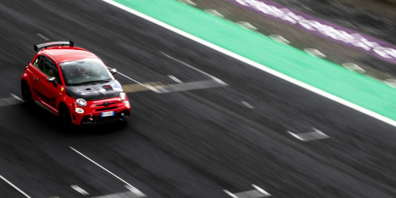 ABARTH DAY PROVES A BIG HIT ACROSS EUROPE