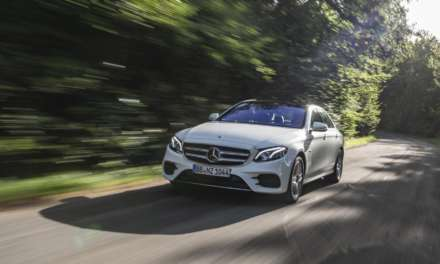 MERCEDES-BENZ E-CLASS DIESEL PLUG-IN- HYBRID NOW AVAILABLE TO ORDER