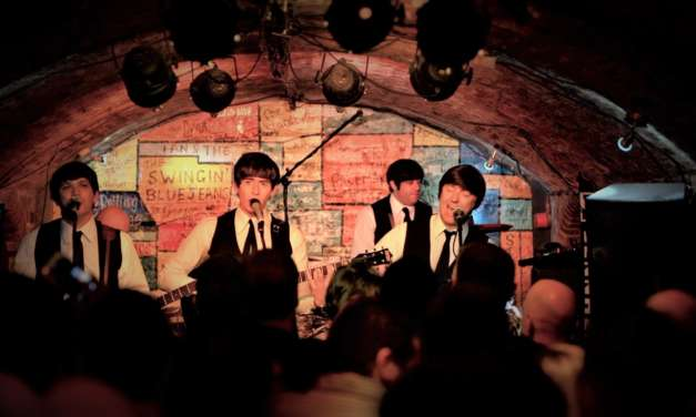 John Lennon's sister says 'Put on your dancing shoes Newcastle – The Mersey Beatles are coming!'