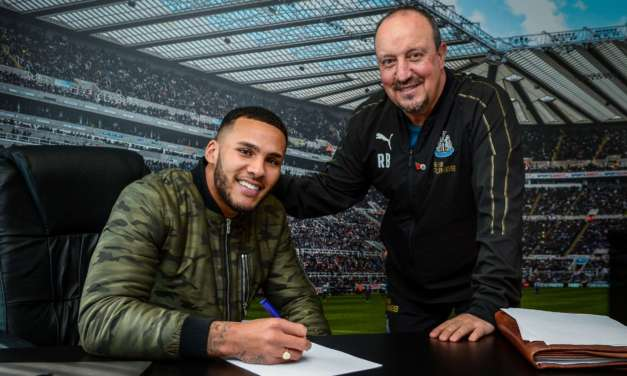 Jamaal Lascelles signs a new long-term contract at Newcastle United