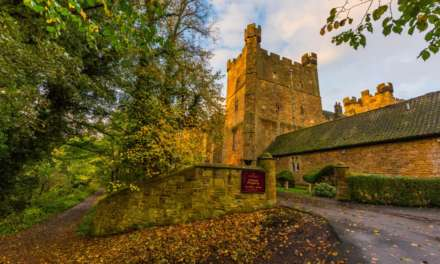 THE FINEST NORTH EAST FOOD, AT LUMLEY CASTLE