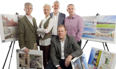 Key appointment for architect's senior team