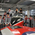 Hartlepool students celebrate at first ever graduation ceremony