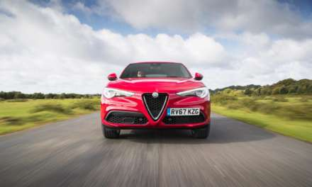 AMAZON DELIVERS ALFA ROMEO STELVIO TEST DRIVES