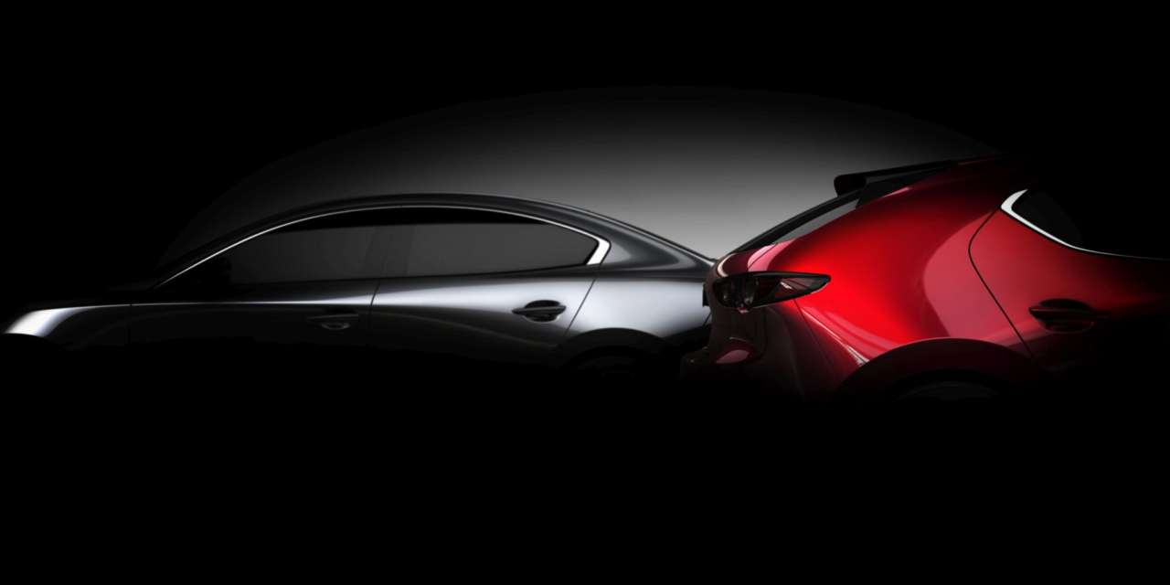 ALL-NEW MAZDA3 TO DEBUT AT LOS ANGELES MOTOR SHOW