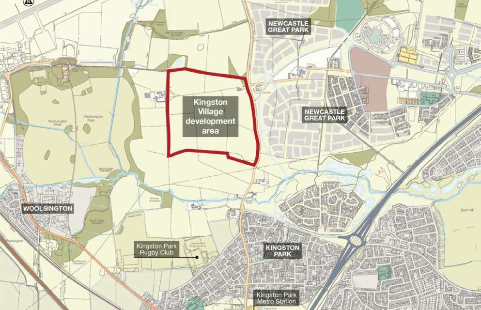 Community Exhibitions Planned For Major Newcastle Housing Development