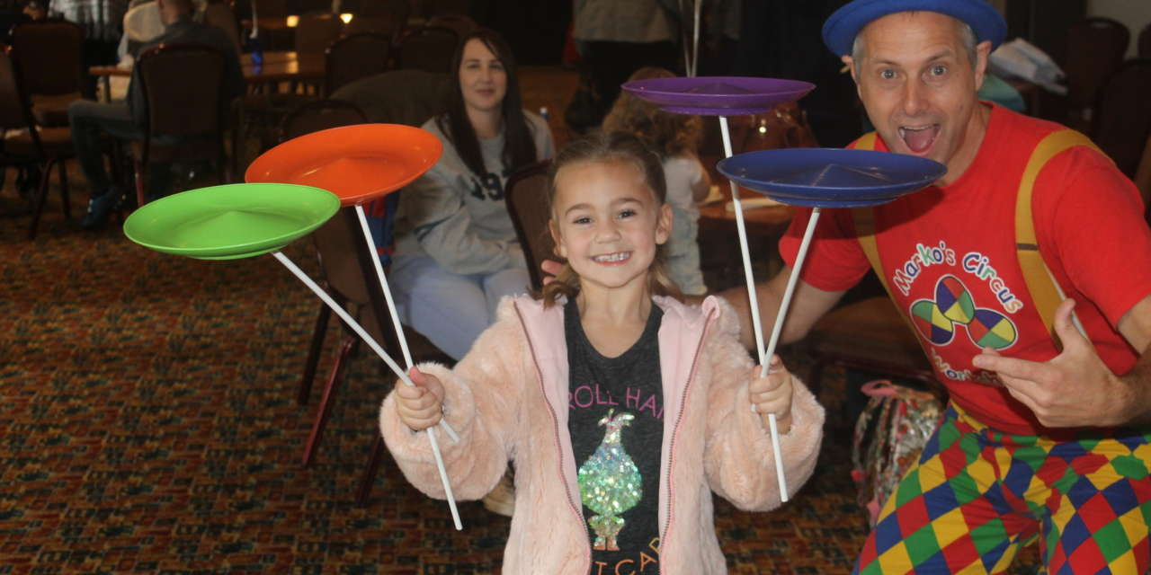 Christmas magic to raise funds for hospice