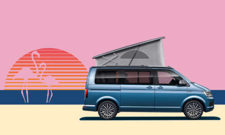 VOLKSWAGEN CALIFORNIA 30 YEARS SPECIAL EDITION