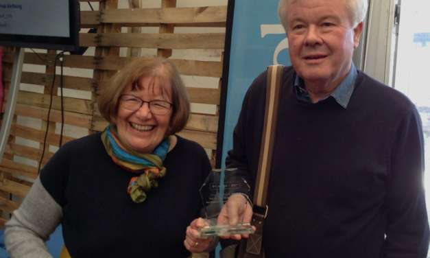 Archaeology volunteers in Northumberland National Park scoop national award