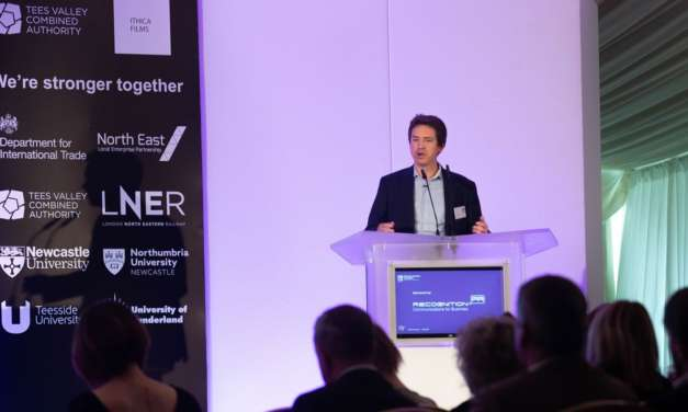 North East business leaders challenged to 'revitalise the economy' at Entrepreneurs' Forum Conference