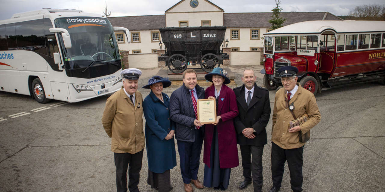Coach Friendly Status for Beamish Museum