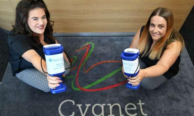 Cygnet Law reaches new heights with Transporter Bridge charity abseil