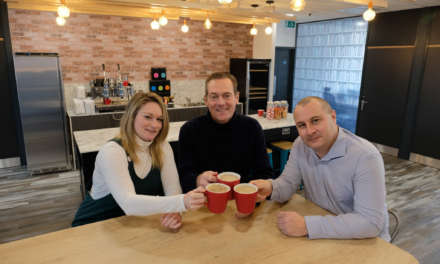 CAFÉ OPERATOR ANNOUNCED FOR TEESSIDE'S 'MOST LUXURIOUS' OFFICES