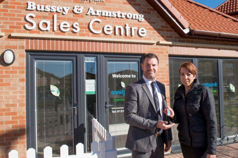 Housebuilder lays foundation for three year partnership with My Property Box