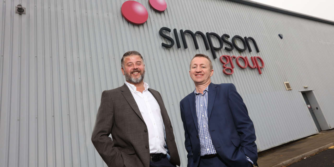 Simpson Group strengthens 100-strong team with new recruits