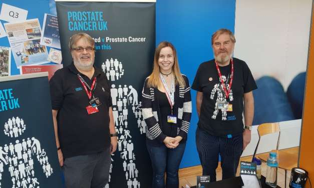 Energy Staff Support Key Cancer Awareness Message