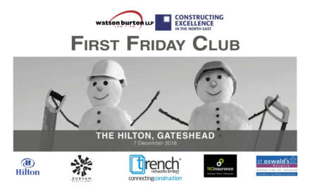 Festive First Friday Club – in aid of St Oswald's Hospice