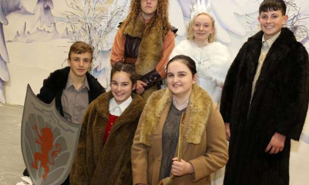 Students' seasonal spectacular will take audience to Narnia