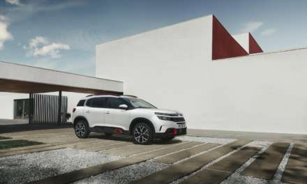 CITROËN UK ANNOUNCES NEW C5 AIRCROSS SUV PRICING AND SPECIFICATION