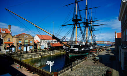 National Museum of the Royal Navy Hartlepool says 'Thank You' to National Lottery players