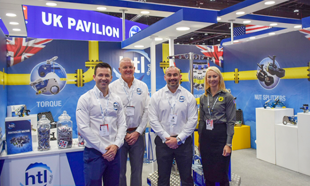 Another ADIPEC Success for Global Manufacturer HTL Group