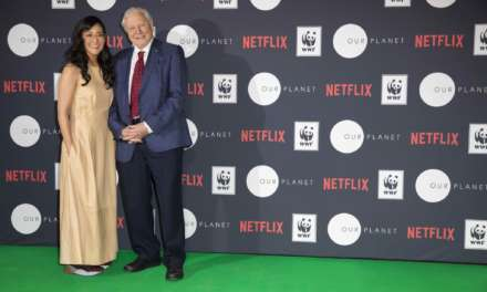 Sir David Attenborough Voices New Netflix Series OUR PLANET *** Launching 5 April 2019 ***