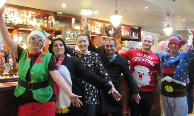 Wear It Festive and raise funds for Daisy Chain