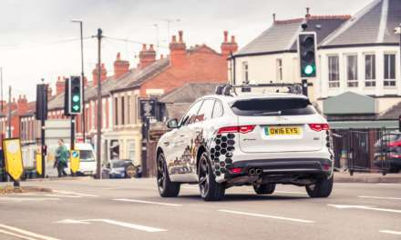 JAGUAR LAND ROVER GETS THE GREEN LIGHT TO SOLVE 150-YEAR-OLD PROBLEM