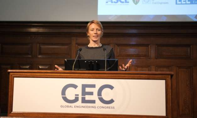 Acclaimed North East engineer represents the UK at global engineering conference